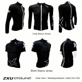 image of ZXU PERFORMANCE LONG SLEEVE JERSEY