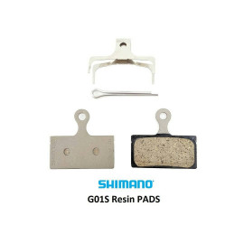 image of SHIMANO G01S Resin Pads