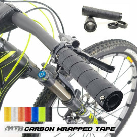image of MTB Carbon Wrapped Tape Grip