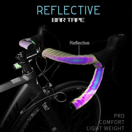image of Reflective Road Handlebar Tape