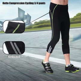 image of Outto Compression Cycling 3/4 pants