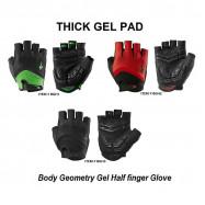 image of Body Geometry Gel Half Finger Glove
