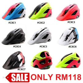 image of CAIRBULL ALL MOUNTAIN XC HELMET