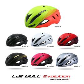 image of Cairbull Evolution Helmet- Aerodynamics