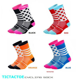 image of Tictactoe Cycling Socks