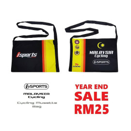 image of Malaysia Cycling Musette Bag