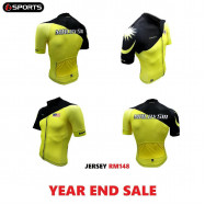 image of Malaysia National Team Jersey