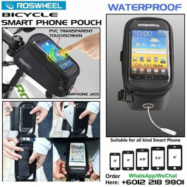 image of ROSWHEEL BICYCLE SMART PHONE POUCH