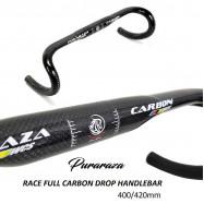 image of PURARAZA RACE FULL CARBON DROP HANDLEBAR