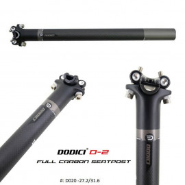image of DODICI D-2 FULL CARBON SEATPOST