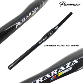 image of PURARAZA CARBON FLAT XC BARS