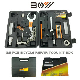 image of BOY MTB/RB REPAIR TOOL SET (26PCS)