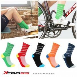image of X-CROSS CYCLING SOCKS