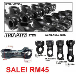 image of TRUVATIV SRAM ALLOY STEM - 31.8 x 60mm