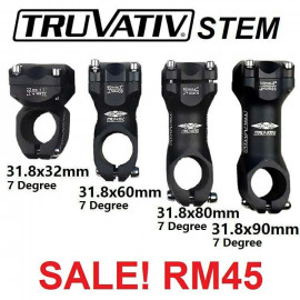 image of TRUVATIV SRAM ALLOY STEM - 31.8 x 32mm