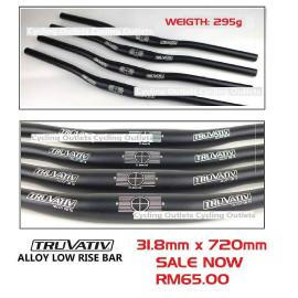 image of TRUVATIV LOW RISE BAR ALLOY 31.8mm x 720mm