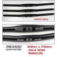 image of TRUVATIV SRAM ALLOY FLAT BAR 31.8mm x 700mm