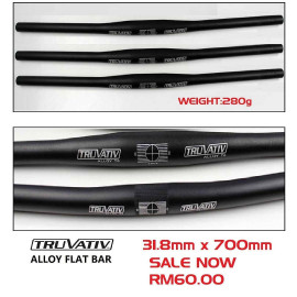 image of TRUVATIV SRAM ALLOY FLAT BAR 31.8mm x 700mm