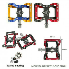 image of MOUNTAINPEAK Y-2 CNC ALLOY PEDAL