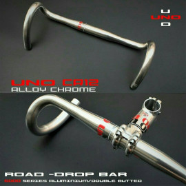 image of UNO CR12 ALLOY CHROME DROP 420mm