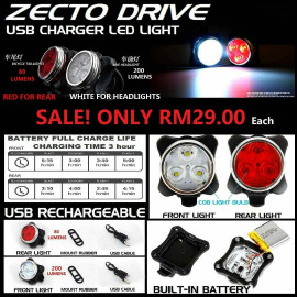 image of ZECTO USB CHARGER LED LIGHT