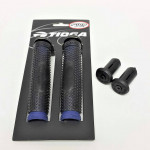 Original Tioga Plug Grips + Bar End Locking Plugs