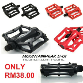 image of MOUNTAINPEAK 6061 ALUMINIUM PEDAL