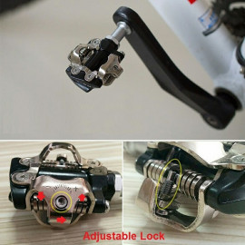 image of PROMEND MTB SPD PEDALS PD-M101