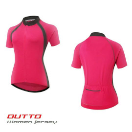 image of OUTTO WOMEN SHORT SLEEVE JERSEY