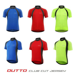 image of OUTTO CLUB CUT SHORT SLEEVE JERSEY