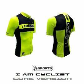 image of I AM CYCLIST JERSEY - CORE VERSION