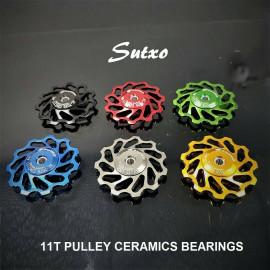 image of Sutxo CNC 11T PULLEY CERAMICS BEARINGS
