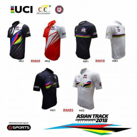 image of ASIAN TRACK CHAMPIONSHIPS JERSEY - CORE VERSION