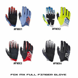 image of FOX MX FULL FINGER GLOVE