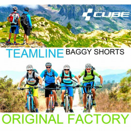 image of CUBE TEAMLINE BAGGY SHORTS