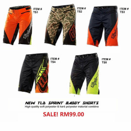 image of TLD Sprint Baggy Shorts
