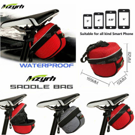 image of MZYRH WATERPROOF HARD SHELL SADDLE BAG