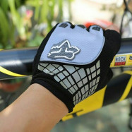 image of FOX REFLEX HALF FINGER GLOVE
