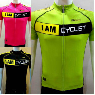 image of i-SPORTS WEAR - I AM CYCLIST UPGRADE VERSION
