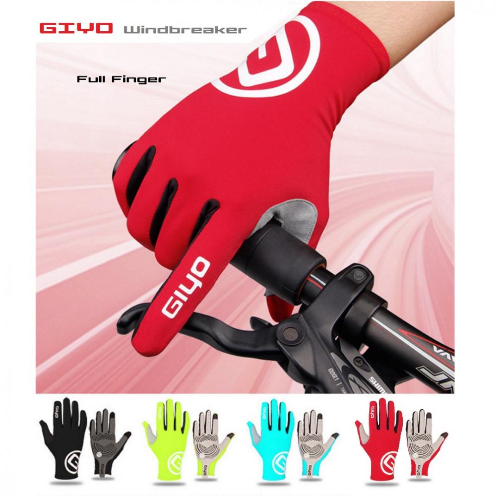 GIYO Windbreaker Full Finger Touchscreen