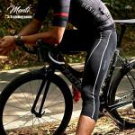 Monti 3/4 cycling pants