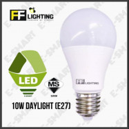 image of FFL A60 10W LED BULB DAYLIGHT 6500K (E27) SUPER BRIGHT