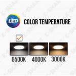 FFL A60 10W LED BULB DAYLIGHT 6500K (E27) SUPER BRIGHT