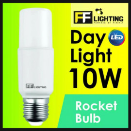 image of FFL LED STICK 10W E27 DAYLIGHT COOLWHITE WARMWHITE MENTOL LED STICK BULB