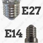G45 2700K WARMWHITE DIMMABLE/NON-DIMMABLE LED EDISON FILAMENT BULB (E27)