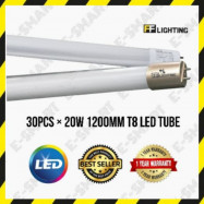 image of 30PCS × FFL 10W/14W/20W/28W 600MM/2FT 1200MM/4FT T8 LED TUBE LIGHT