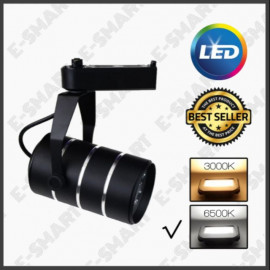 image of COB LED TRACK LIGHT 7W 3000K/6500KHIGH POWER LED TRACK LIGHT