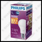 PHILIPS SCENE SWITCH A60 3STEP 9-70W E27 3000K/6500K WWHITE/DAYLIGHT MENTOL LED