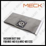MECK VACUUM DUST BAG - SUITABLE FOR MVC-WD10 & MVC-WD12SS