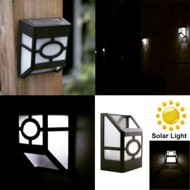 image of Solar LED Wall Light (6500K)